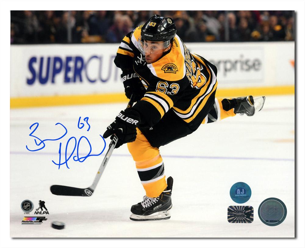 Brad Marchand Signed Photo-Boston Bruins Hockey Sniper 8x10