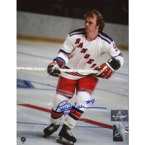 Rick Middleton New York Rangers Photo Hockey Action 8x10