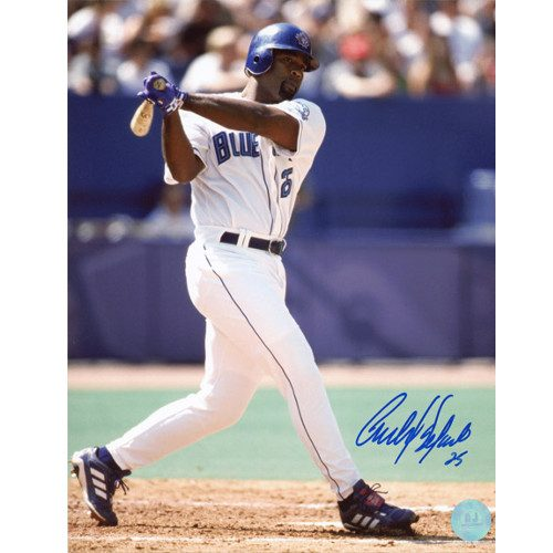 Carlos Delgado Toronto Blue Jays Signed 8x10 Photo
