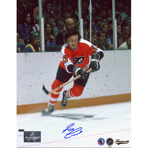Reggie Leach Philadelphia Flyers Signed Playmaker 8x10 Photo