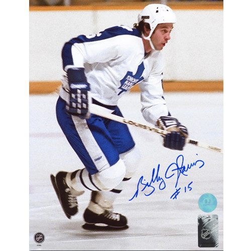 Billy Harris Autographed Toronto Maple Leafs 8x10 Photo