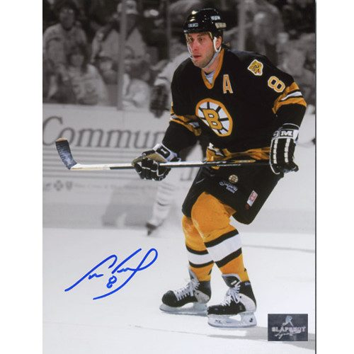 Cam Neely Boston Bruins Autographed Spotlight 8x10 Photo