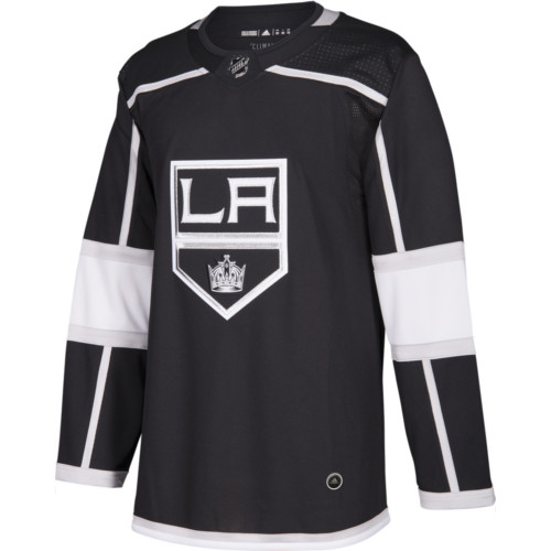 Los Angeles Kings Adidas Authentic Home NHL Jersey