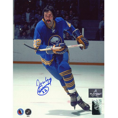 Jocelyn Guevremont Buffalo Sabres Autographed Action 8x10 Photo
