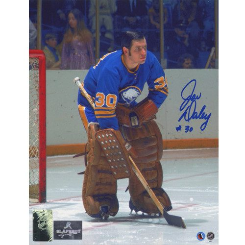 Joe Daley Buffalo Sabres Autographed Goalie 8x10 Photo