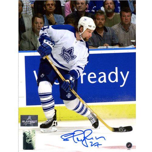 Shayne Corson Toronto Maple Leafs Autographed 8x10 Photo