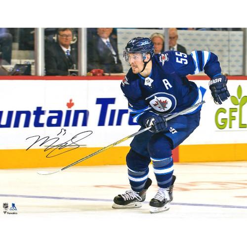 Mark Scheifele Winnipeg Jets Signed 8X10 Photo