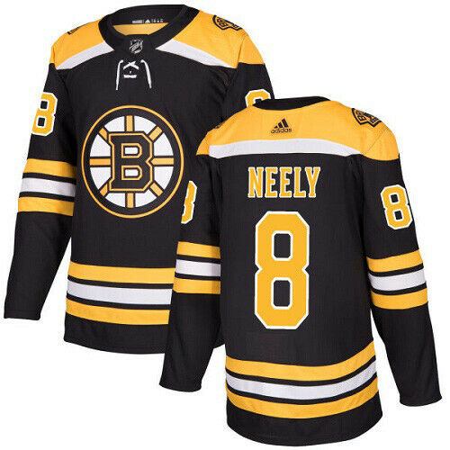 Cam Neely Boston Bruins Adidas Authentic Home NHL Hockey Jersey
