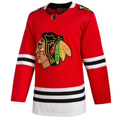 Chicago Blackhawks Adidas Jersey Authentic Home NHL