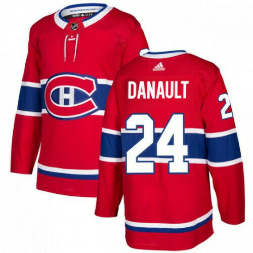 Phillip Danault Montreal Canadiens Adidas Authentic Home NHL Jersey