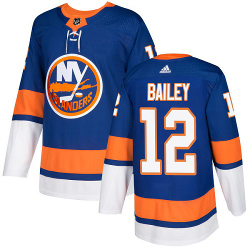 Josh Bailey New York Islanders Adidas Authentic Home NHL Hockey Jersey