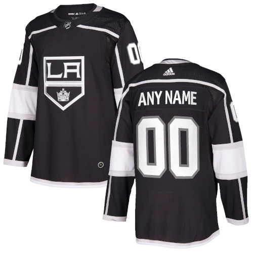 Los Angeles Kings Adidas Authentic Hockey Jersey Any Name and Number