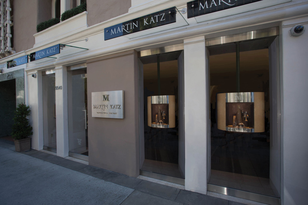 MARTIN KATZ 9540 Brighton Way, Beverly Hills