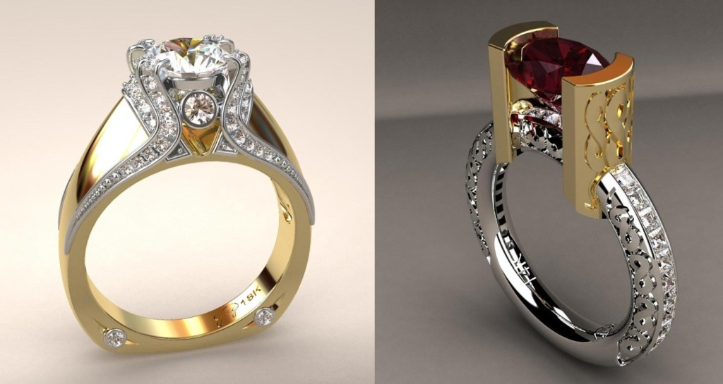 Gorgeous and Innovative Ring Designs