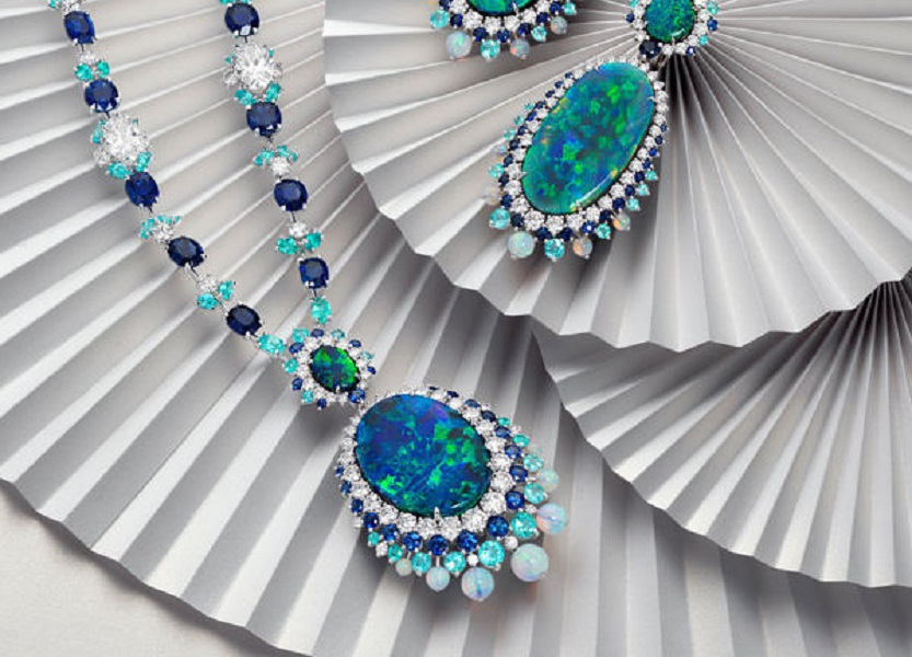 Opal Jewelry by David Morris The London Jeweller