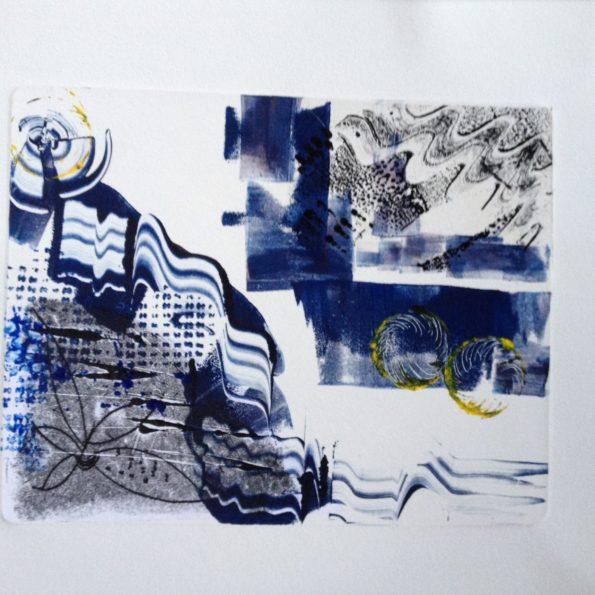 Oil Monoprint_1