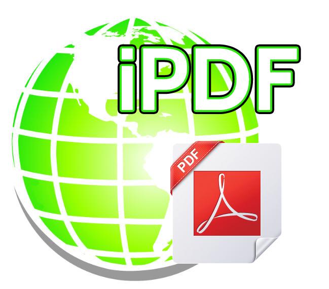 iPDF_Logo_Globe