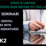 Electronic signatures and automation