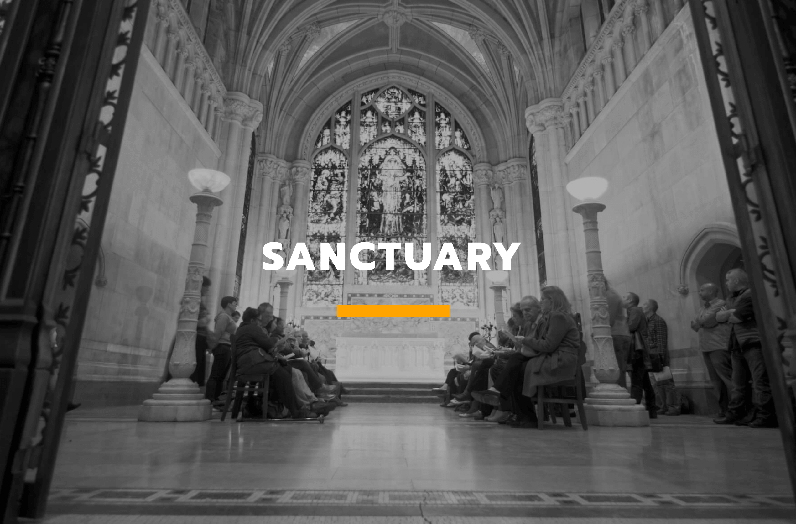 Sanctuary Five Boroughs One City