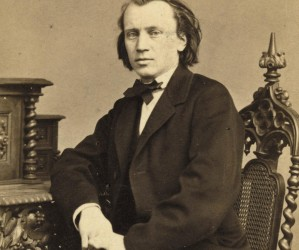 Brahms: Clean-Shaven