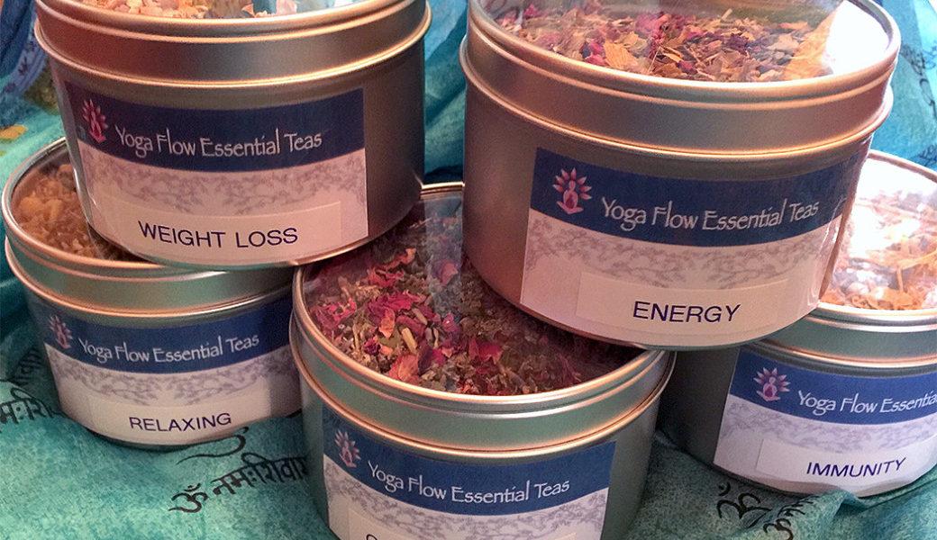 Yoga Flow Teas