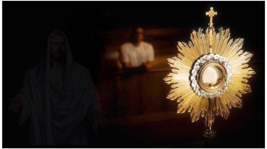 Resultado de imagen para Jesús Sacramentado