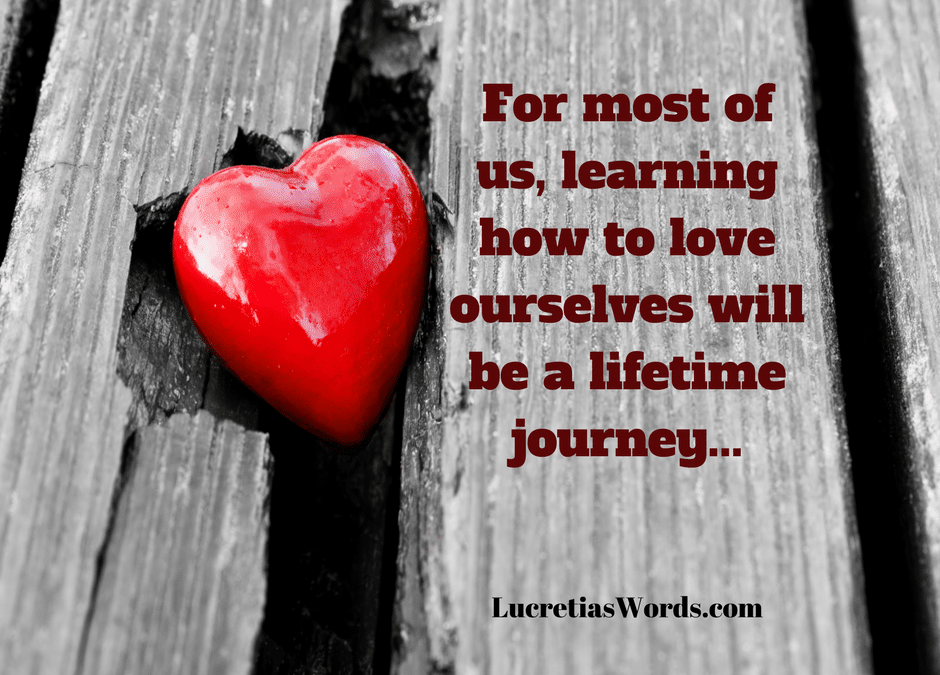 The Self-help Rort: When you learn how to love yourself, he will come