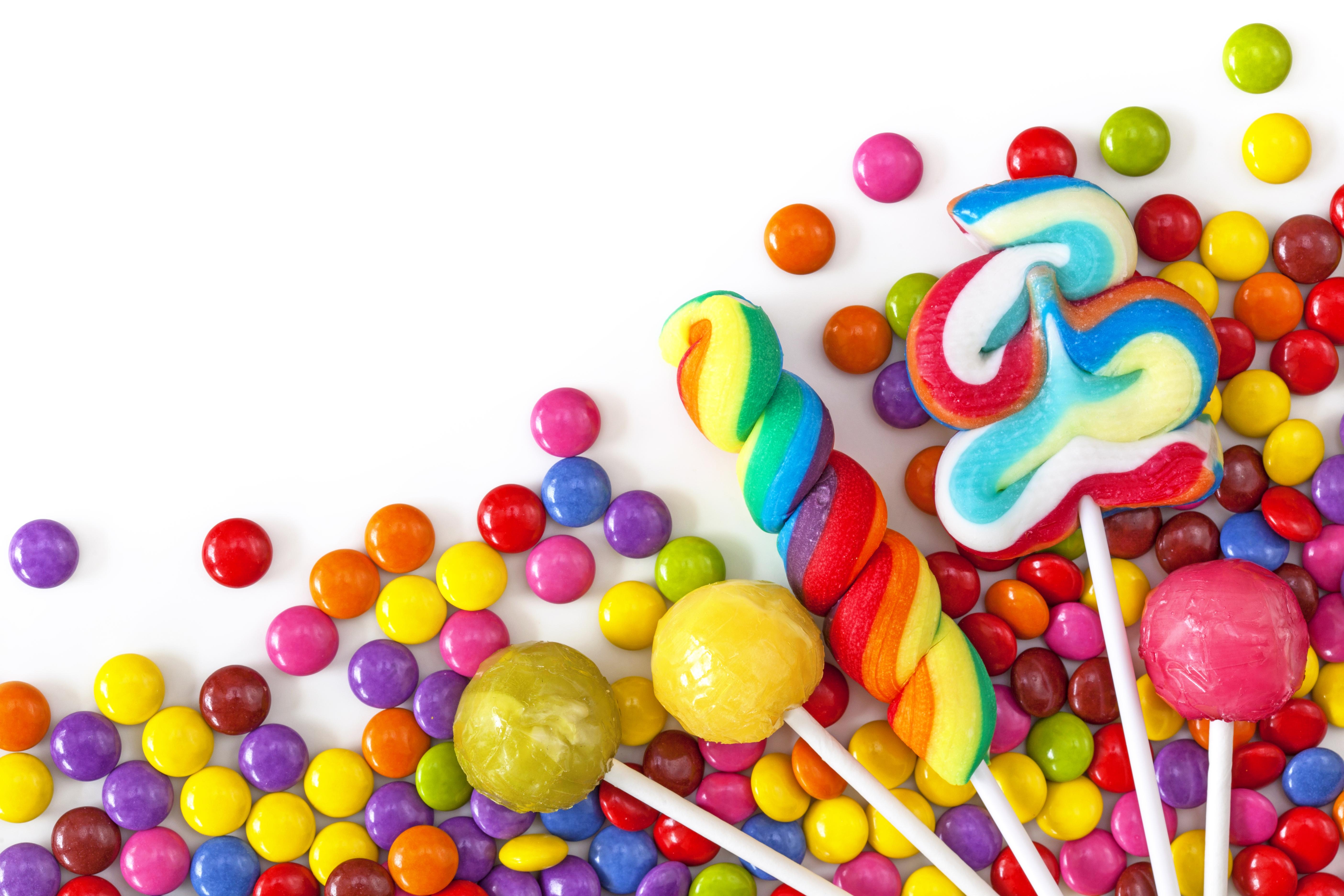Colores naturales para  snacks