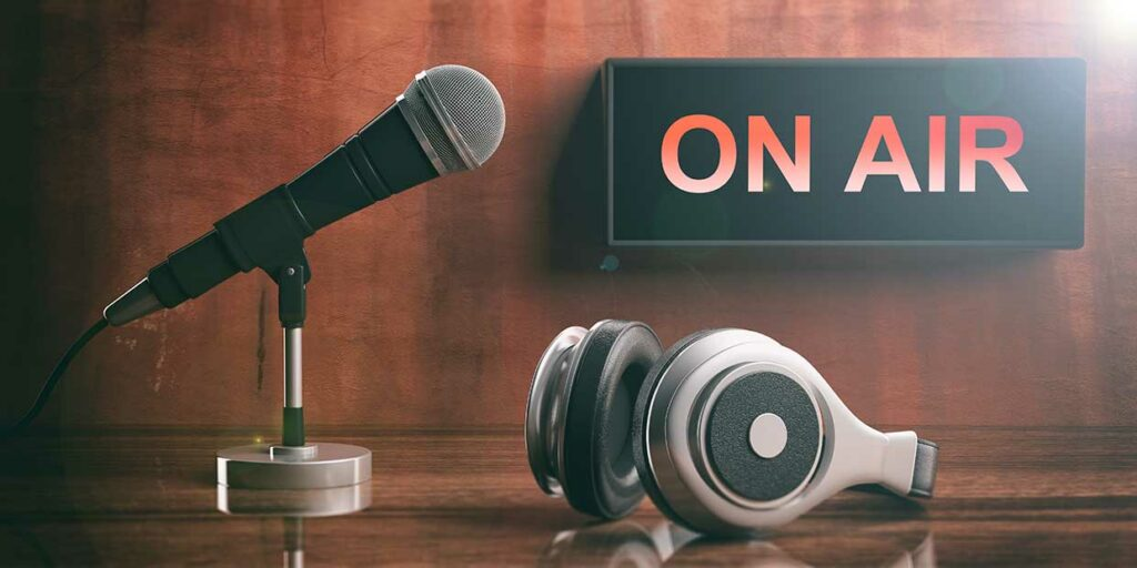 On Air Radio Broadcasts