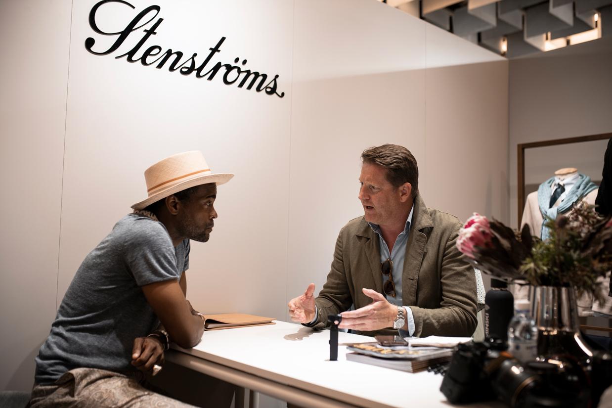 Interview with Stenstroms Creative Director Peter Jüriado