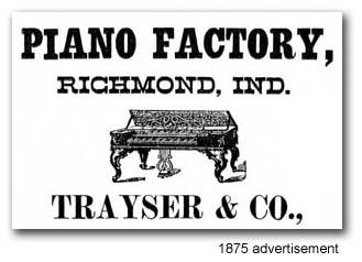 Trayser ad
