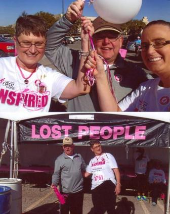 TX Race for the Cure