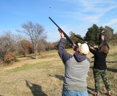 shooting mellons