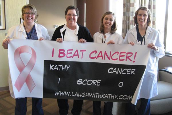 i beat cancer