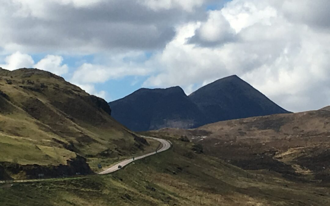 Country Roads of Scotland