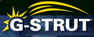 G Strut Logo