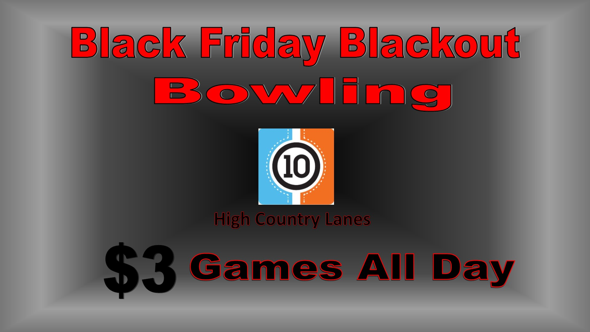 Black Friday tv