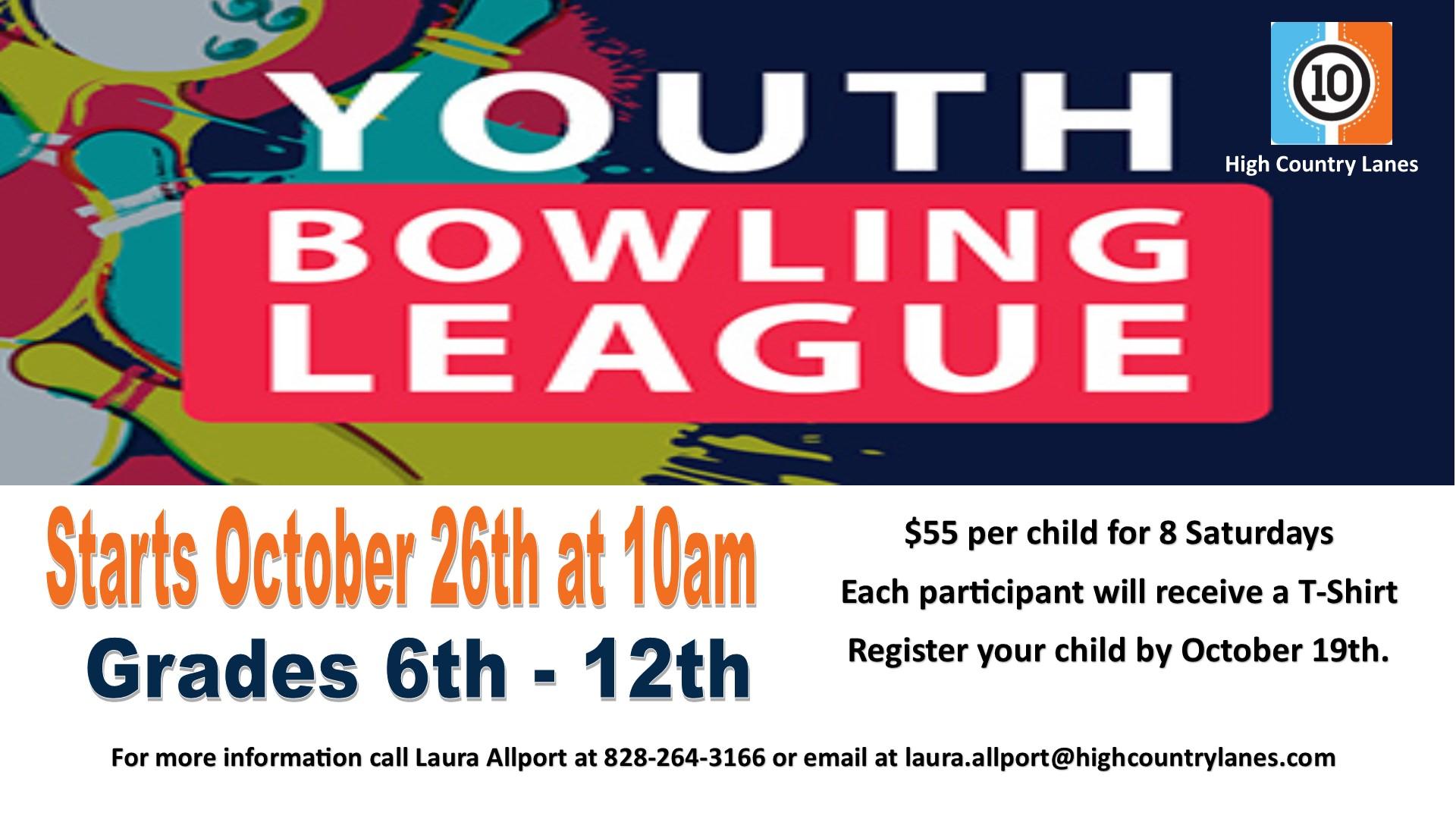 Youth League social media