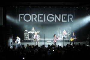 Rock Legends Cruise 2, a 4 night music festival at sea featured rock band Foreigner | Landry & Kling Theme Cruises