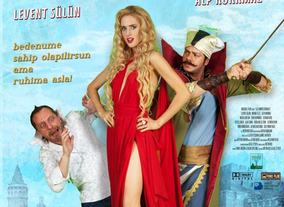 WILMA ELLES, LAZ VAMPİR: TİRAKULA'NIN ELIZABETH'I!