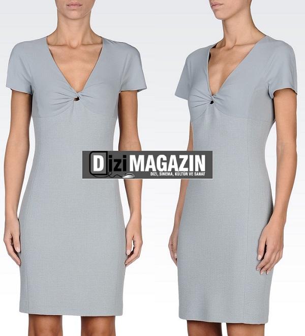 İntikam Yağmur ( Beren saat ) Elbisesi Emporio Armani