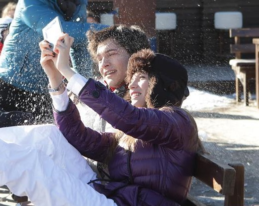 Medcezir Mira ve Eylül - Cep Telefonu - Samsung Galaxy Note 3