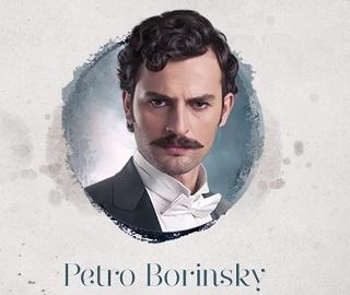 Birkan Sokullu - Petro Borinsky