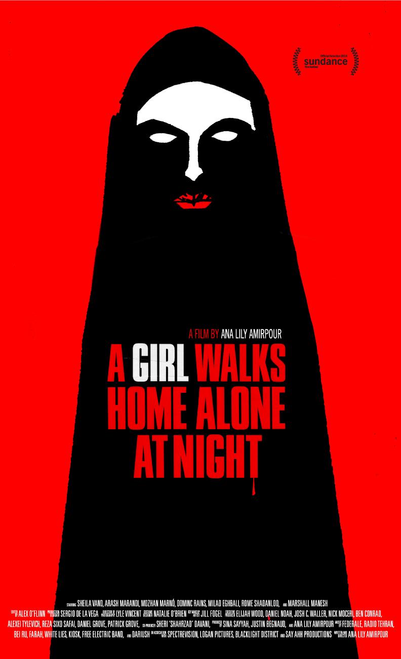 İran'ın İlk Vampir Filmi A Girl Walks Home Alone At Night