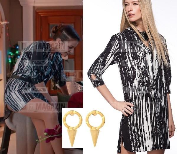 Medcezir Sedef Elbise - Trendyol