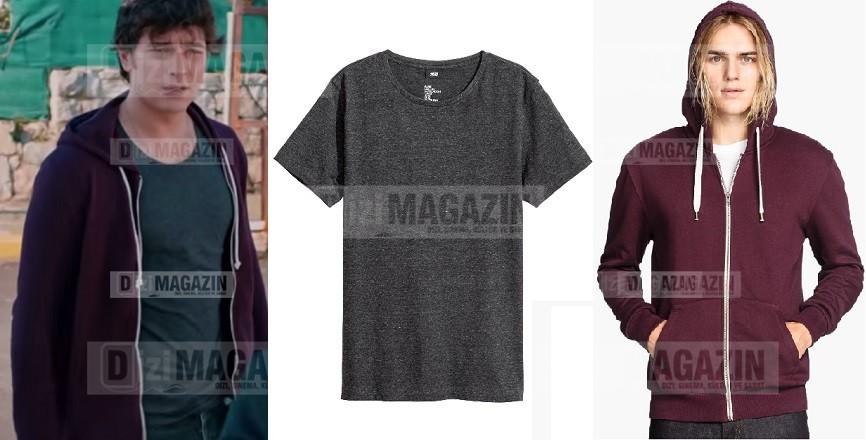 Medcezir Yaman Sweatshirt ve Tişört H&M Marka