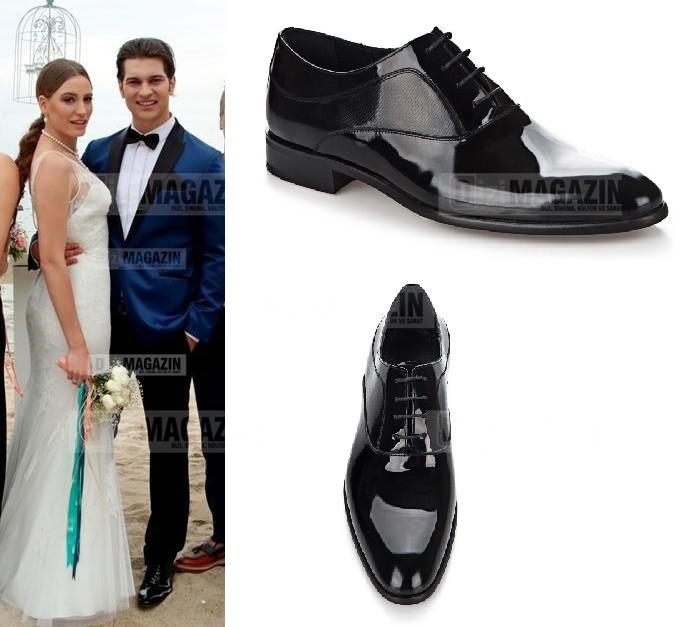 Medcezir Yaman - Damatlık Ayakkabı - İnci