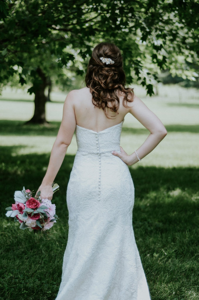 Darby House Wedding / Blush and Sage Wedding