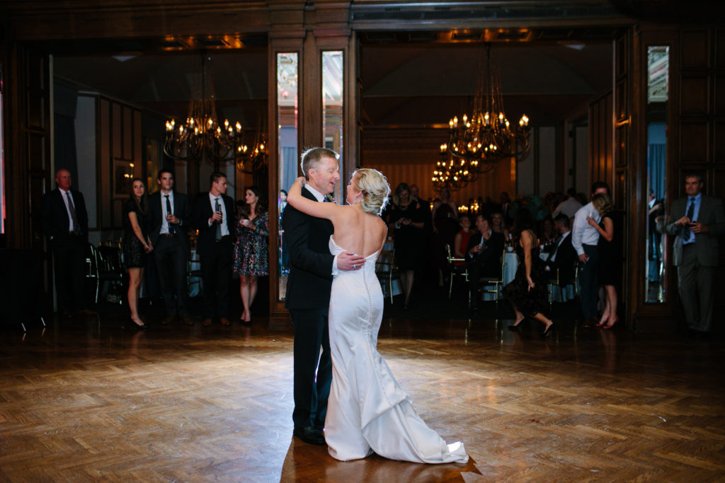 Father Daughter Dance, The Athletic Club of Columbus