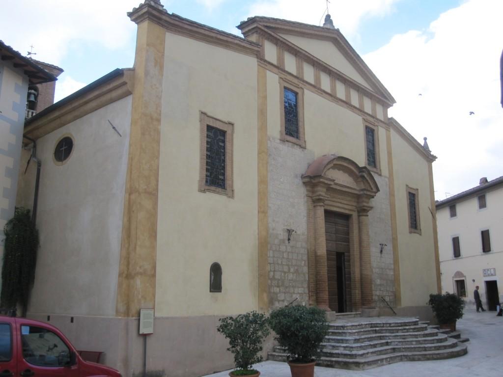 kerk San Michele Arcangelo
